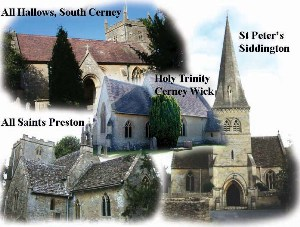 Benefice Churches